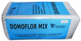 Торф Домофлор, 250л, pH 3.2-4.3 фото
