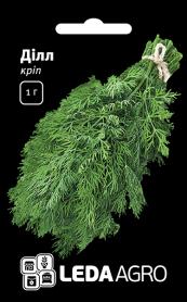 Семена укропа Дилл, 1г, Clause, Франция, семена Леда Агро фото