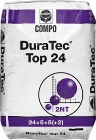 Комплексное минеральное удобрение DuraTec (Дюратек) Top 24, 25кг, NPK 24.5.5(+2)+ME, Compo (Компо) фото