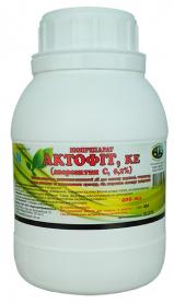 Биоинсектицид Актофит, 0.4л фото