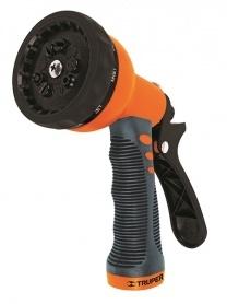 Пистолет садовый для полива, разнорежимный, Truper, PR-409 фото