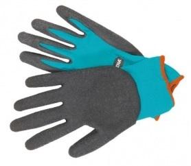 Перчатки для работы с грунтом, размер S, Gardena, 00205 фото