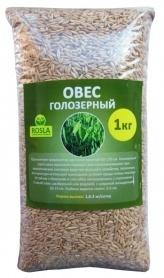 Семена овса голозерного, 1кг, TM ROSLA (Росла) фото