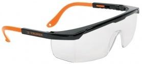 Очки защитные Active, прозрачные, Truper, LEN-2000 фото