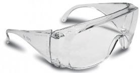 Очки защитные Wide, прозрачные, Truper, LEN-ST фото