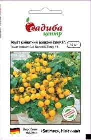 Семена томата черри Балкони Елоу F1, 10шт, Satimex, Германия, семена Садиба Центр фото