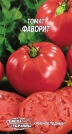 Семена томата Фаворит, 0.3г, Семена Украины фото