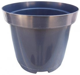 Горшок для рассады, Fs19, 3л, 190x150, черный, Kloda (Клода) фото