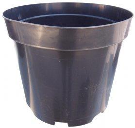 Горшок для рассады, Fs23, 5л, 230x200, черный, Kloda (Клода) фото