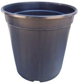Горшок для рассады, FH21, 4.5л, 210x190, черный, Kloda (Клода) фото