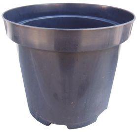 Горшок для рассады, Fs17, 2л, 170x135, черный, Kloda (Клода) фото