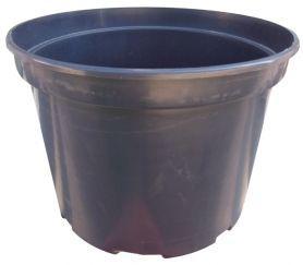 Горшок для рассады, FN37, 20л, 375x250, черный, Kloda (Клода) фото