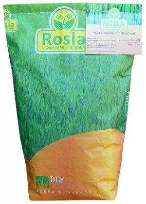 Семена овсяницы красной (Maxima 1), DLF Seeds & Science (Дания), 1кг, TM ROSLA (Росла) фото
