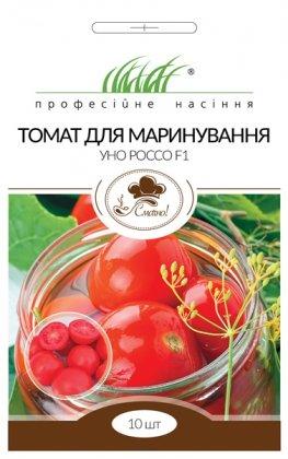 Семена томата для маринования (Уно Россо F1), 10шт, United Genetics, Италия, Професійне насіння фото
