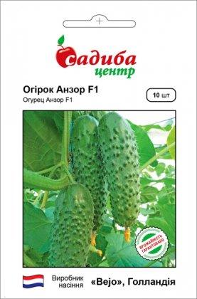 Семена огурца Анзор F1, 10шт, Bejo, Голландия, семена Садиба Центр фото