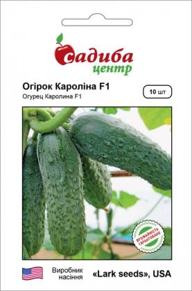 Семена огурца Каролина F1, 10 шт, Lark Seeds, США, семена Садиба Центр фото