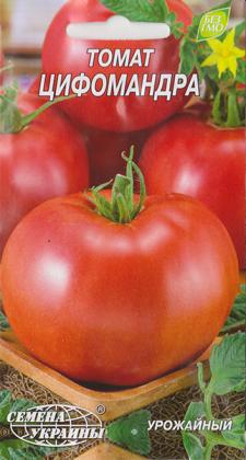 Семена томата Цифомандра, 0.1г, Семена Украины фото