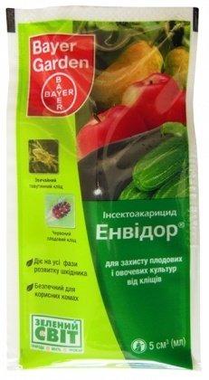 Инсектицид Энвидор, 5мл, Bayer (Байер) фото