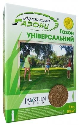 Газонная трава универсальная Jacklin Seeds (Жаклин Сидс), Simplot (Канада), 1кг фото