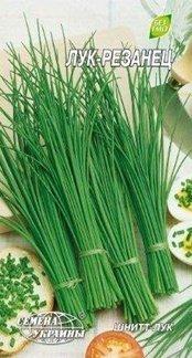 Семена лука-резанец, 1г, Семена Украины фото