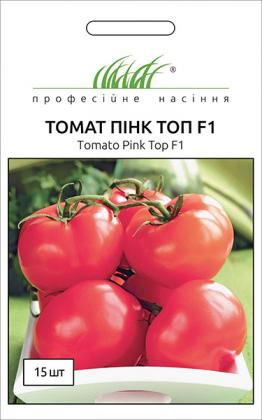 Семена томата Пинк Топ F1, 15шт, Nong Woo Bio, Корея, Професійне насіння фото