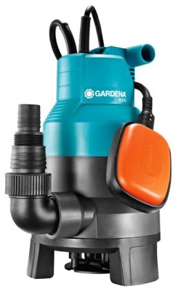 Насос для грязной воды 6000 Classic с поплавком, Gardena, 01790 фото