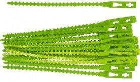 Подвязки для садовых растений, 13 см, пластиковые, 50 шт, Palisad, 644948 фото