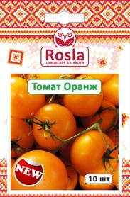 Семена томата Оранж, 10шт, Semo, Чехия, Семена TM ROSLA (Росла) фото