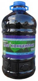 Органо-минеральное удобрение Rost (Рост) концентрат, 4л, NPK 15.7.7 фото