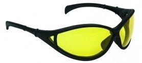 Очки защитные Interpid, желтые, Truper, LEDE-XA фото