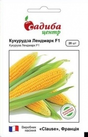 Семена кукурузы Лендмарк, 20шт, Clause, Франция, Садиба Центр фото