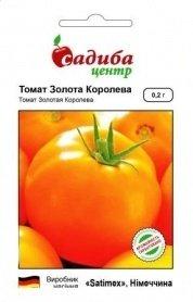Семена томата Золотая королева, 0.2 г, Satimex, Германия, Садиба Центр фото
