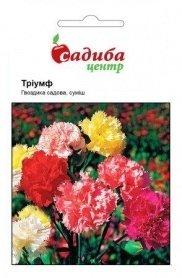 Семена гвоздики садовой Триумф, 0.2г, Hem, Голландия, Садиба Центр фото