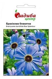 Семена брахикомы голубой, 0.1г, Hem, Голландия, Садиба Центр фото