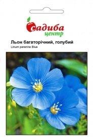 Семена льна голубого, 1г, Hem, Голландия, Садиба Центр фото