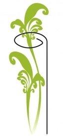 Опора для растения Orangerie, G 4-600-d50 фото