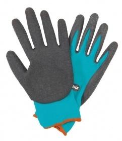 Перчатки для работы с почвой, размер 10/XL, Gardena, 00208 фото