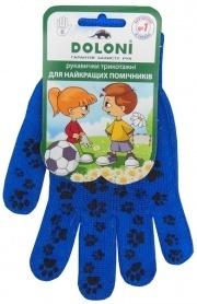 Перчатки детские ПВХ с рисунком, 672 фото