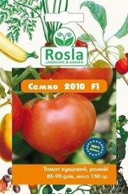 Семена томата Семко 2010 F1, 10шт, Semco Junior, Черногория, Семена TM ROSLA (Росла) фото
