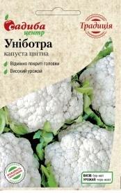 Семена капусты цветной Униботра, 0.3г, Satimex, Германия, семена Садиба Центр Традиція фото