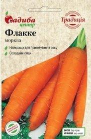 Семена моркови Флакке, 2г, Satimex, Германия, семена Садиба Центр Традиція фото