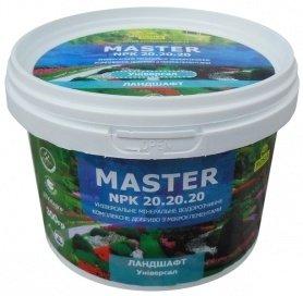 Комплексное минеральное удобрение для ландшафта, универсальное, Master (Мастер), 300г, NPK 20.20.20, TM ROSLA (Росла) фото