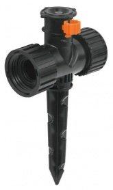 Дождеватель газонный пластиковый, Truper, ASMI-360 фото