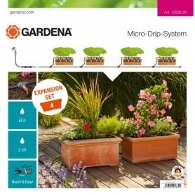 Набор микрокапельного полива, Gardena, 13006 фото