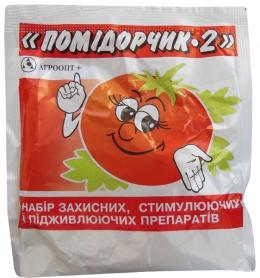 Фунгицид Помидорчик-2, 40г, Агроопт+ фото