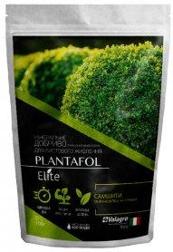 Комплексное минеральное удобрение для самшита и вечнозеленых кустарников, Plantafol Elite (Плантафол Элит), 100г, NPK 20.20.20, Valagro (Валагро) фото