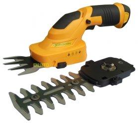 Ножницы аккумуляторные для кустов и травы AS-7, Gruntek, 153972150 фото