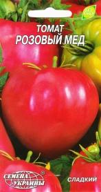 Семена томата Розовый мед, 0.1г, Семена Украины фото