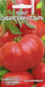 Семена томата Сибирский козырь, 0.1г, Семена Украины фото