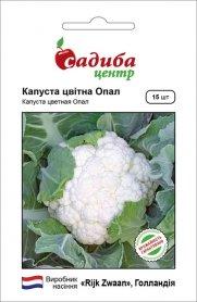 Семена капусты цветной Опал F1, 15 шт, Rijk Zwaan, Голландия, Садиба Центр фото